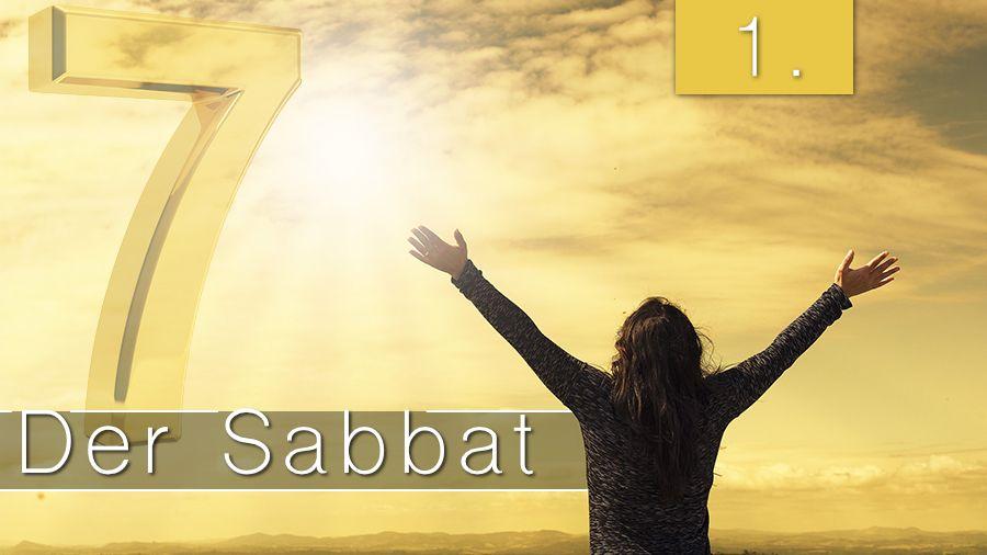 9.Bibelstudienmaterial - Der Sabbat