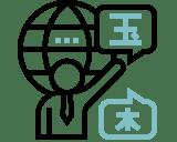 Datenschutz Begriffsdefinition Icon 1 -