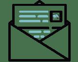 Datenschutz Newsletter Icon -