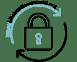 Datenschutz SSL Verschluesselung Icon -