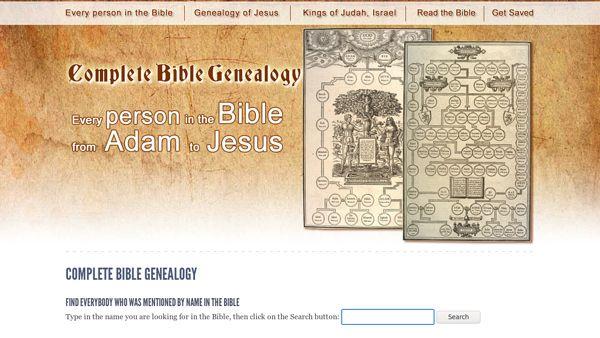 CompleteBibleGenealogy Thumb 600 -