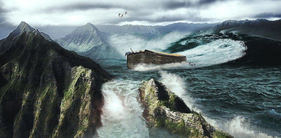 Arche Noah - Die Sintflut